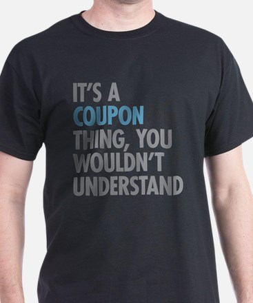 Coupon Thing T-Shirt