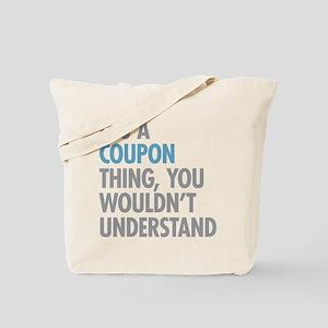 Coupon Thing Tote Bag
