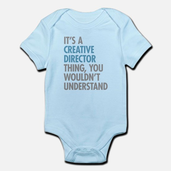 Creative Director Thing Body Suit