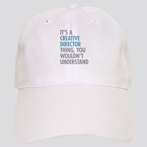 Creative Director Thing Cap