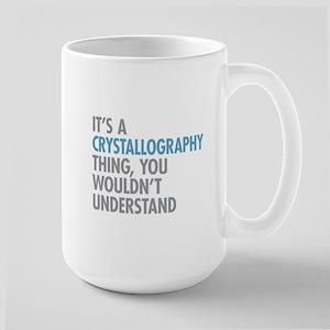 Crystallography Thing Mugs