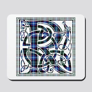 Monogram-Russell Mousepad