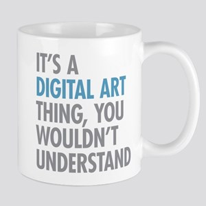 Digital Art Thing Mugs