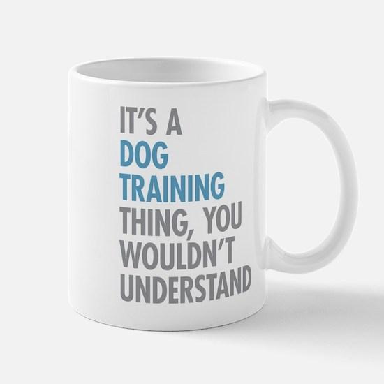 Dog Training Thing Mugs