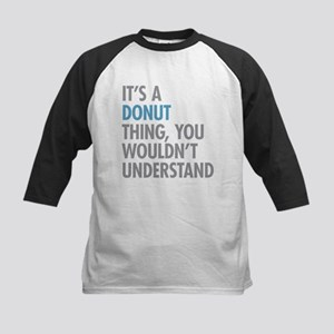 Donut Thing Baseball Jersey
