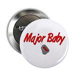 USAF Major Baby Button