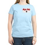 USAF Major Baby Women's Light T-Shirt