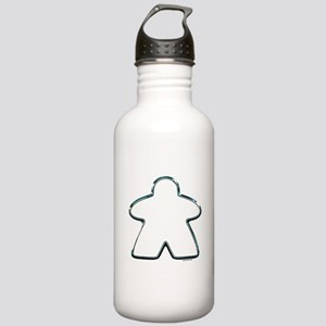 Metallic Meeple Stainless Water Bottle 1.0L