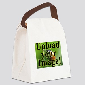 Completely Custom! Canvas Lunch Bag