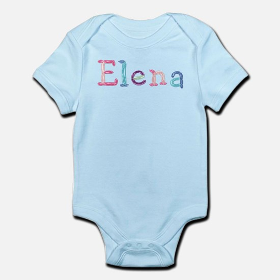 Elena Princess Balloons Body Suit
