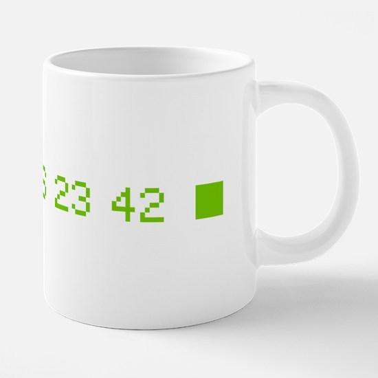 4 8 15 16 23 42 Mugs