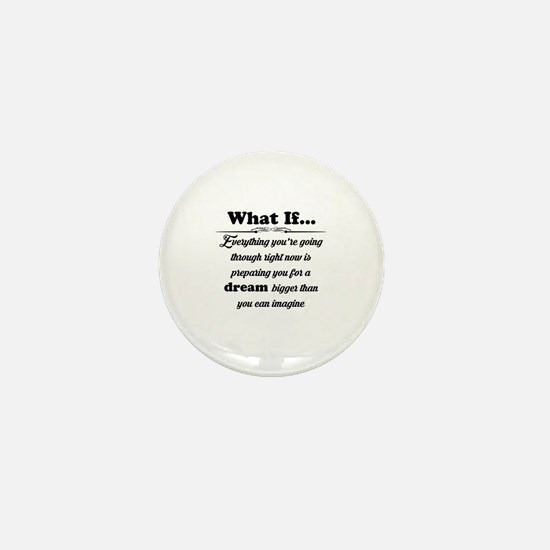 Cute Dream Mini Button