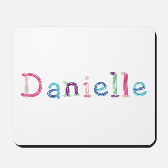 Danielle Princess Balloons Mousepad