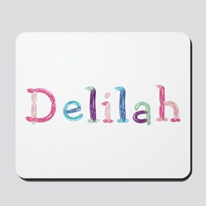 Delilah Princess Balloons Mousepad