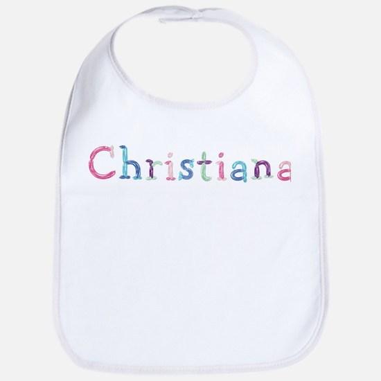 Christiana Princess Balloons Bib