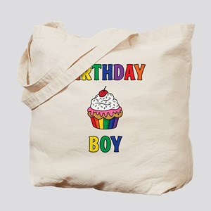 Birthday Boy Tote Bag