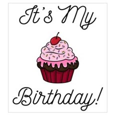 It's My Birthday! Poster