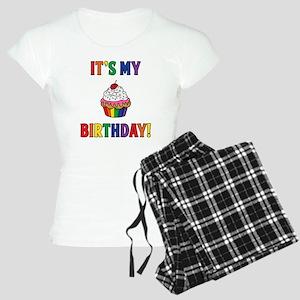 It's My Birthday! Women's Light Pajamas