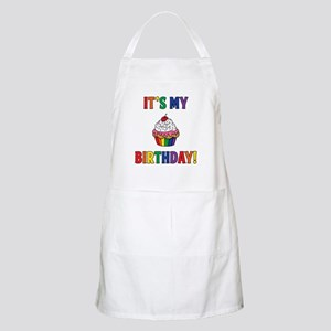 It's My Birthday! Apron