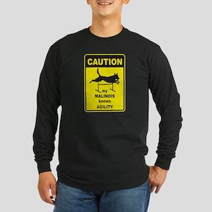 BELGIAN MALINOIS AGILITY Long Sleeve T-Shirt