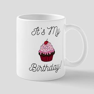 It's My Birthday! Mugs