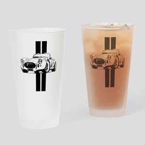 cobra car Drinking Glass