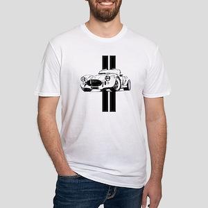cobra car Fitted T-Shirt