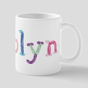Carolyn Princess Balloons Mugs