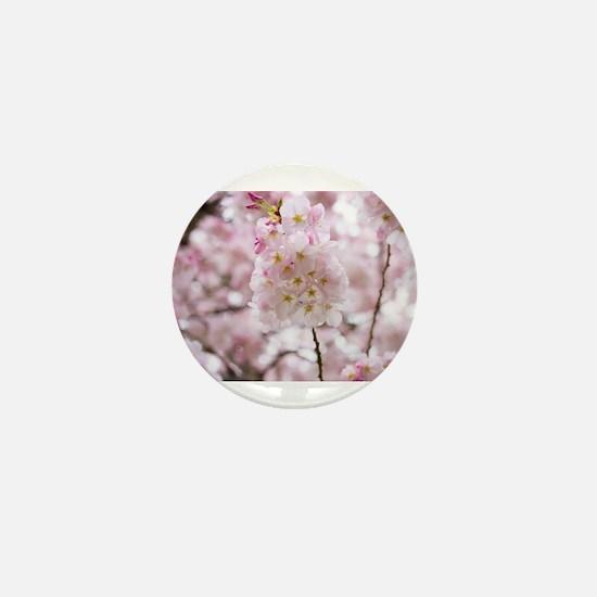 Funny Blossom Mini Button