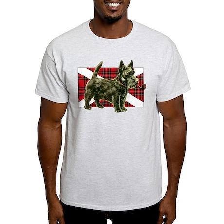 Scottie Scottish Terrier Light T-Shirt
