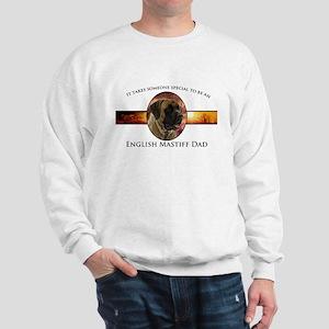 Mastiff Dad Sweatshirt