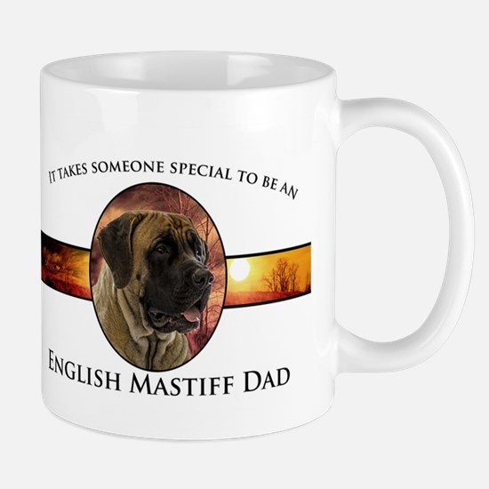 Mastiff Dad Mug