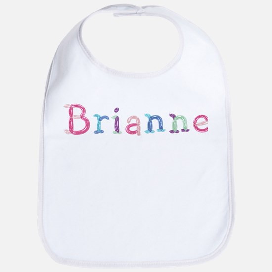Brianne Princess Balloons Bib