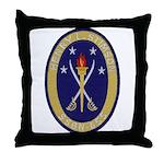 USS HENRY L. STIMSON Throw Pillow