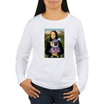 Mona & Sir Pug Women's Long Sleeve T-Shirt