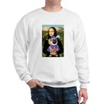 Mona & Sir Pug Sweatshirt