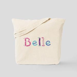 Belle Princess Balloons Tote Bag