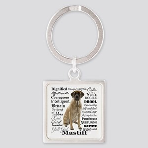 Mastiff Traits Keychains