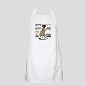 Mastiff Traits Apron