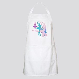 Pretty Dancing Ballerinas Apron