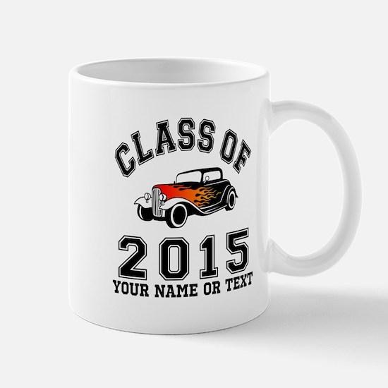 Class of 2015 Automotive Mugs