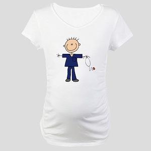 Male Nurse Maternity T-Shirt