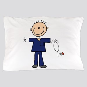 Male Nurse Pillow Case