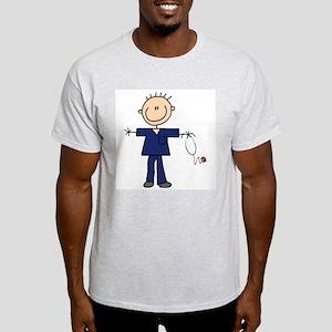 Male Nurse Light T-Shirt