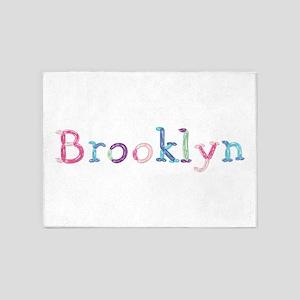 Brooklyn Princess Balloons 5'x7' Area Rug