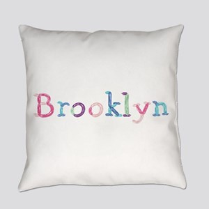 Brooklyn Princess Balloons Everyday Pillow