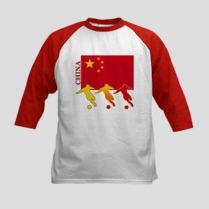 China Soccer Kids Baseball Jersey
