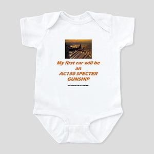 AC130 Specter Gunship Infant Bodysuit