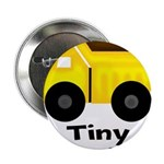 Tiny Trucker Yellow Dump Truck 2.25