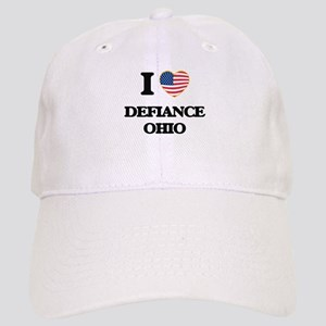 I love Defiance Ohio Cap